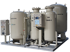 Stock image of PSA Nitrogen plant