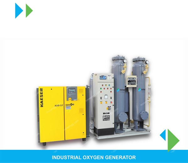Oxygen PSA Generator | Oxygen VPSA Gas Plant Manufacture in India
